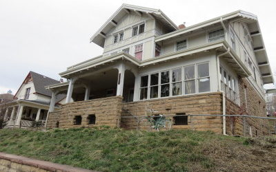 Historic Home, Mapleton Hill, Boulder, Colorado