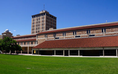 University of Colorado, Boulder Campus, Duane Physics Building