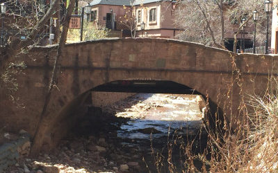 Manitou Springs Historic Bridge Restoration
