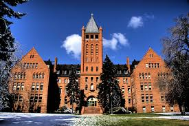 Colorado Heights University, Historic Building
