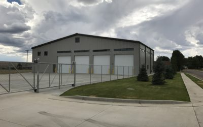 Craig Fire & Rescue, Apparatus Storage Facility
