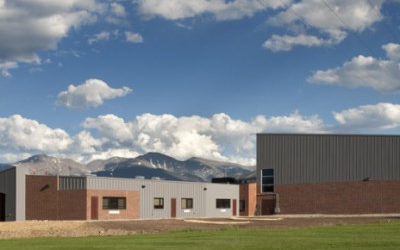 Fraser Valley Elementary School, Fraser, Colorado