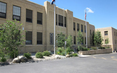 Grand County Administration Building, Hot Sulphur Springs, Colorado