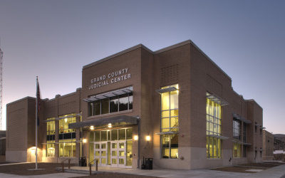 Grand County Judicial Center, 14th Judicial District