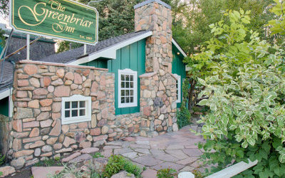 The Greenbriar Inn, Boulder, Colorado