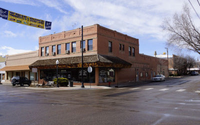 The Henry Building, Rifle, Colorado