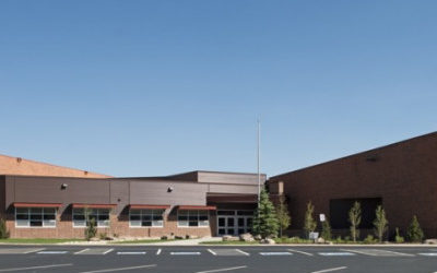 Middle Park High School, Granby, Colorado