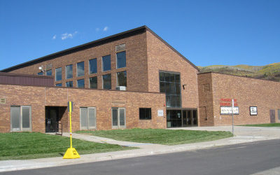 Strawberry Park Elementary School, Steamboat Springs, Colorado