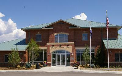 Granby Town Hall, Granby, Colorado