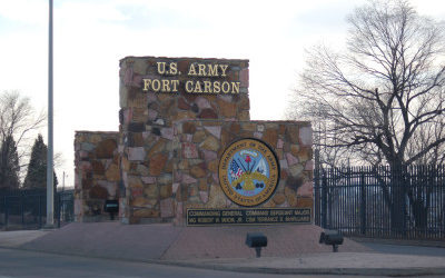 U.S. Army – Fort Carson, Colorado