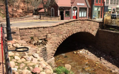 The Town of Manitou Springs, Historic Bridge Renovations