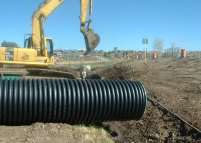Big pipe