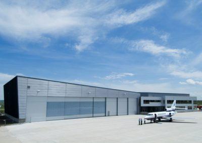 Corporate Hanger, Centennial Airport