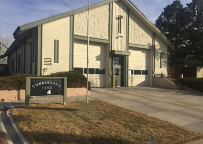 Cunningham Fire Quartermaster Building