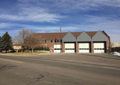 Cunningham Fire Station 1