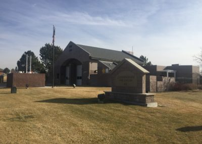 Cunningham Fire Station 3