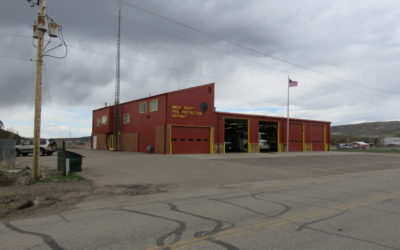 West Routt Fire Protection District, Hayden, Colorado