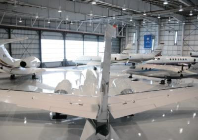XJet Corporate Hangar