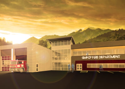 GMF Fire - Conceptual Drawing