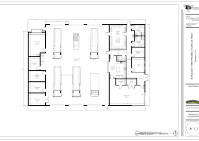 Rangley FPD - Proposed Floor Plan