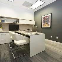 Commercial Complex Interior