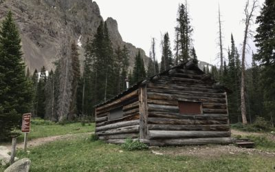 Lake Agnes Cabin, Walden, Colorado