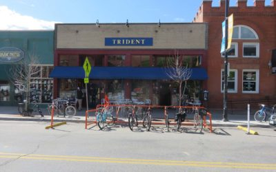 Trident Bookstore, Boulder, Colorado