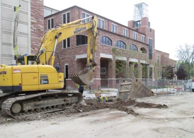 University of Co, 18th Street Upgrades
