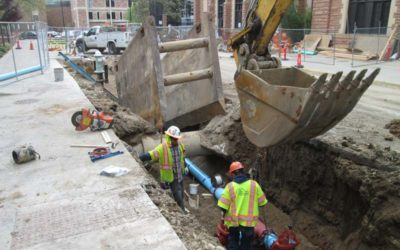 University of Colorado – 18th Street Waterline Replacement