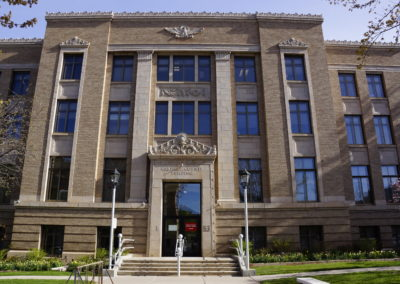 Courthouse Glenwood