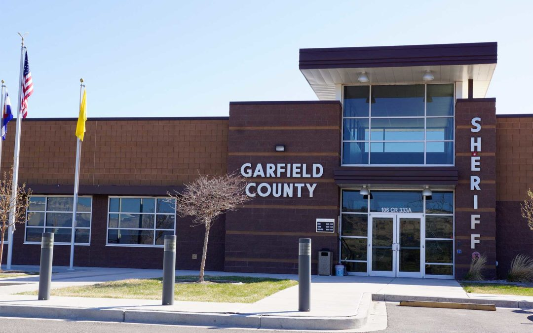 Garfield County Sheriff Department, Rifle Station, Rifle, Colorado
