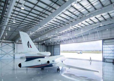 X-Jet-Hangar