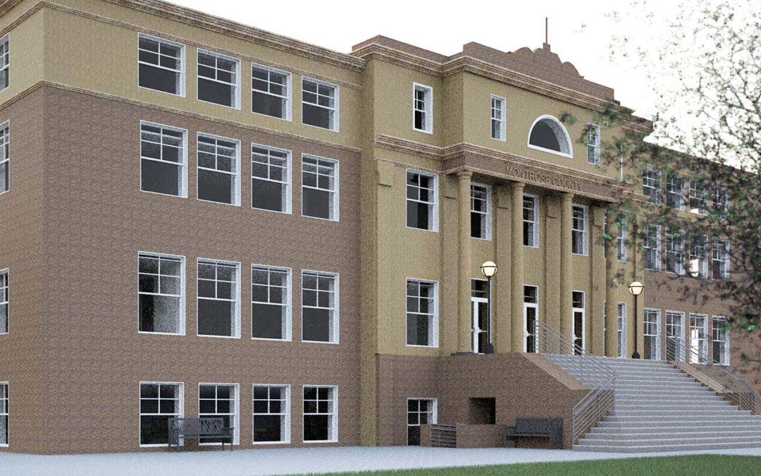 Historic Courthouse Renovation